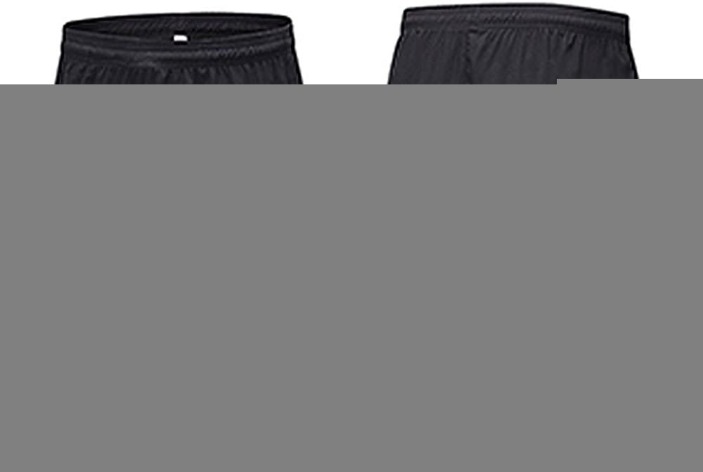 Kemrrey Mens Loose Fit Athletic Workout Training Shorts with Pockets