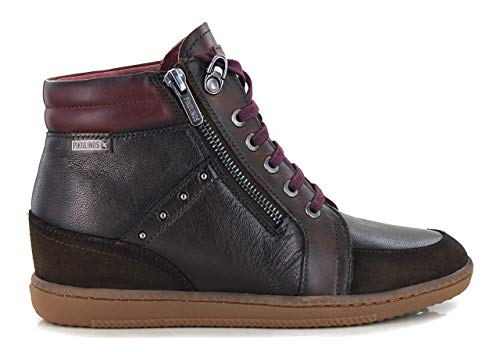 A beet Tavira Beet W8u Collo Sneaker i18 Pikolinos Alto Rosso Donna w1I4gq