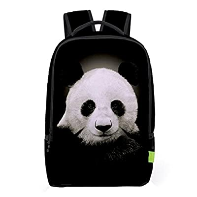 School Backpack,Hemlock Junior Teen 3D Backpacks Travel Rucksack Schoolbag