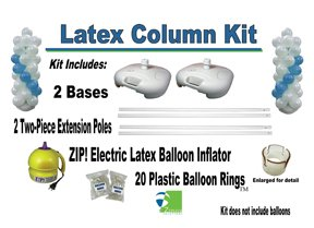 Zephyr Solutions Do-It-Yourself Latex Column Kit by Zephyr Solutions