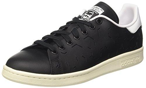 Black Stan Core Smith adidas para White Mujer Footwear Black Negro Zapatillas Core q5TnS0wSd