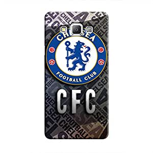 Cover It Up - Chelsea CFC Galaxy A3 Hard Case