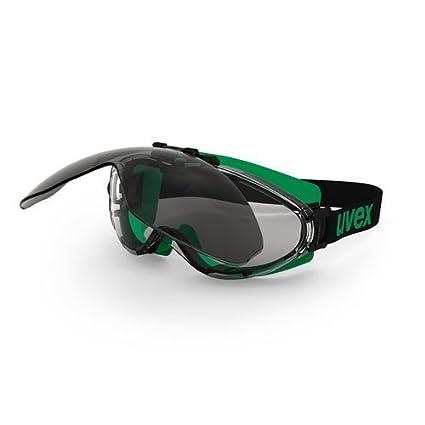 Uvex - Gafas de protección para soldar, con lentes abatibles (sombra 5)