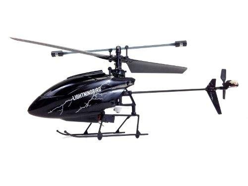Helizone Lightning Bird WL V911 Bind & Fly ARF – Helicopter only