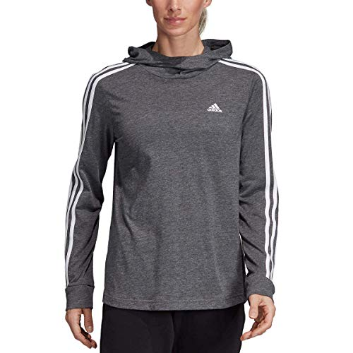 adidas Women's Transition Lightweight Hoodie Workout Gym Hoodies (X-Large, Black - Hoodie Adidas Womens