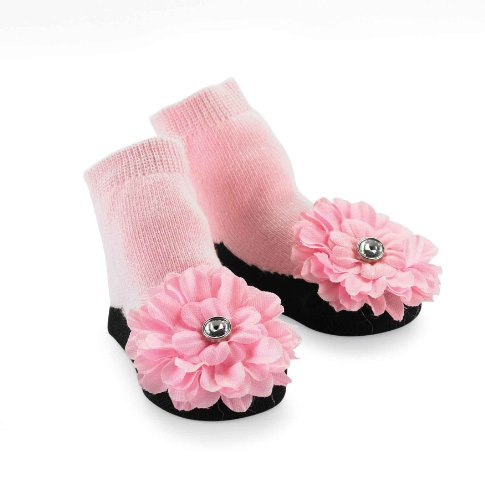 Mud Pie Baby-Girls Newborn Baby Buds Socks