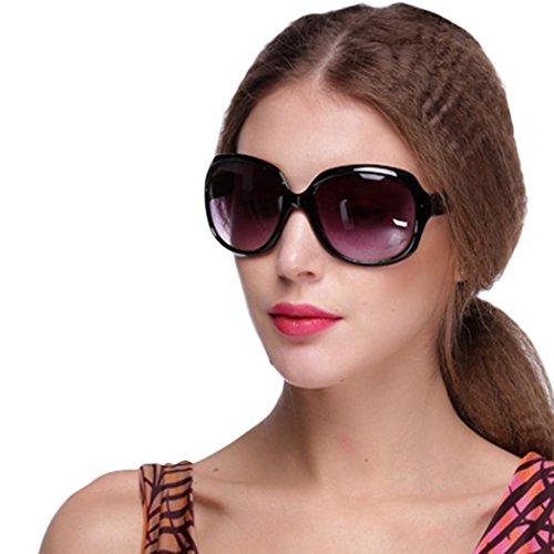 df0eaaa400e Women s Retro Vintage Style Shades Fashion Oversized Designer Lens Glasses  Sunglasses Outdoor Driving