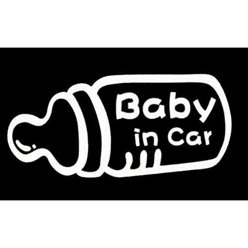 leso© Baby dans -Car autocollant Bouteille Gris réfléchissant 3200459866 outlet