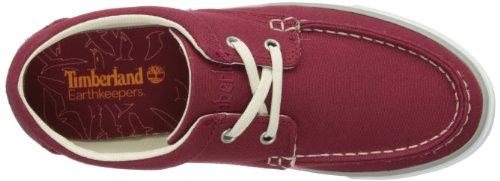 Burgundy Unisex Timberland Rot Hokcmp Erwachsene Boatox EK Sneaker Zr0Rwrtq