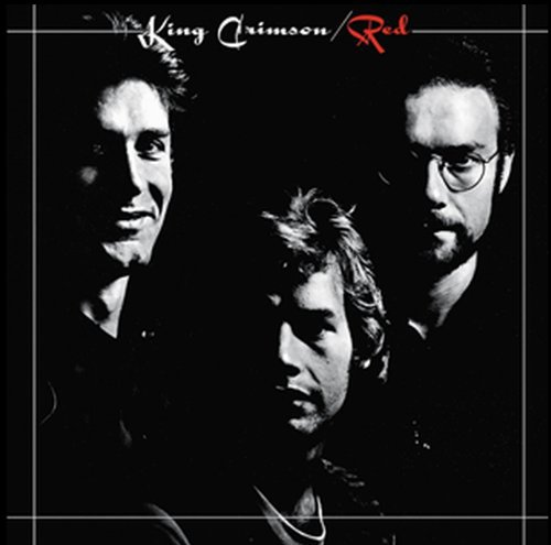 Red Double Disc King Crimson