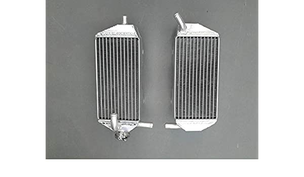 ALUMINUM  RADIATOR FOR YAMAHA YZF450 YZ450F YZF 450 2010 2011 2012 2013