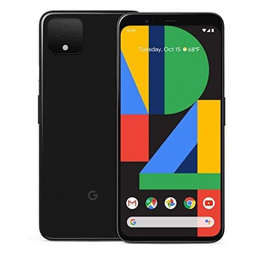 chollos oferta descuentos barato Google Pixel 4 14 5 cm 5 7 6 GB 64 GB Negro 2800 mAh Pixel 4 14 5 cm 5 7 1080 x 2280 Pixeles 6 GB 64