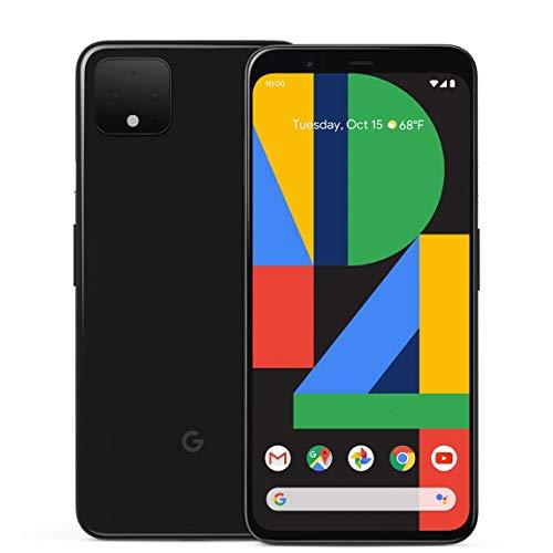 Google Pixel 4 14,5 cm (5.7″) 6 GB 64 GB Nero 2800 mAh Pixel 4, 14,5 cm (5.7″), 1080 x 2280 Pixel, 6 GB, 64 GB, 16 MP, Nero