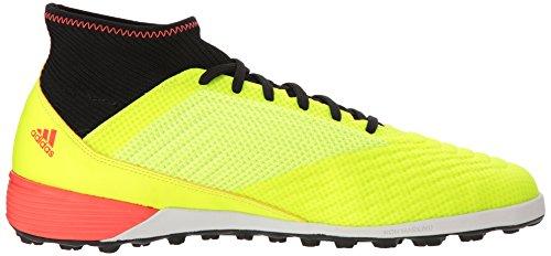 Pictures of adidas Originals Men's Predator Tango 18. DB2134 Solar Yellow/Core Black/Solar Red 3