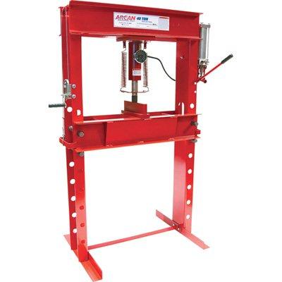 40 ton shop press - 9