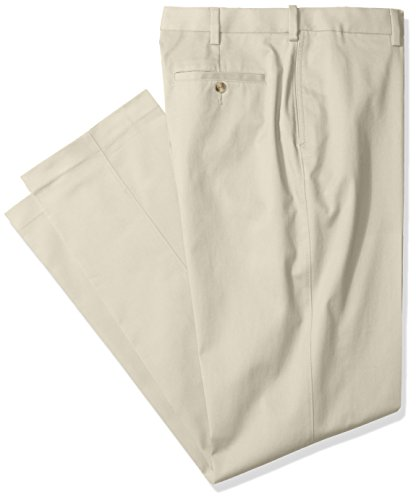 43e7d9cf2e Savane Men s Big   Tall Flat-Front Stretch Ultimate Performance Chino - Buy  Online in Oman.