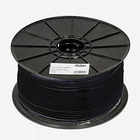 Fuba kkf 730 Cable Coaxial de radiación UV 120dB | 100 m Rollo, 1 ...