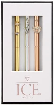 ICE LondonLove Charm Trio Pen Set