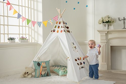 Dako Living Pattern Indian Playhouse