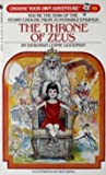 img - for The Throne of Zeus #40 (Choose Your Own Adventure, No 40) book / textbook / text book