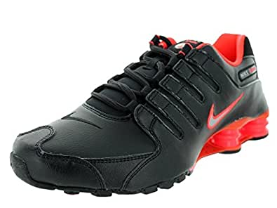 Amazon.com | NIKE Shox NZ Mens Running Shoes | Road Running