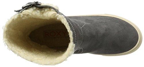 Roxy Damen Blake Mid Sneaker Grau (Charcoal)