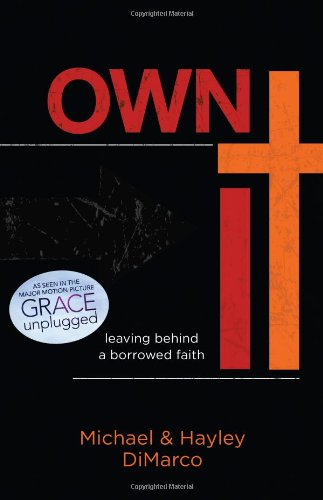 """Own It - Leaving Behind a Borrowed Faith"" av Hayley DiMarco"