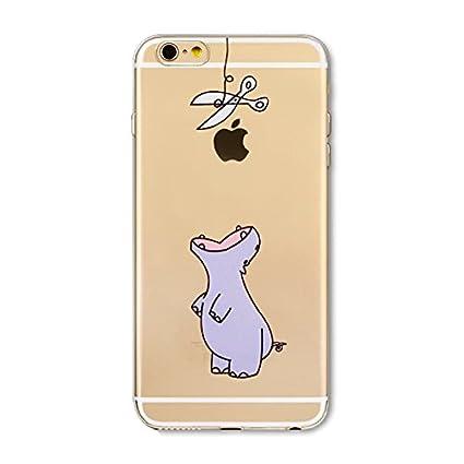 hippo iphone 8 case