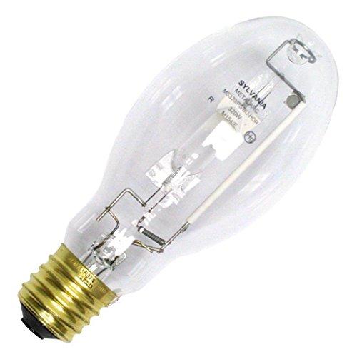 Ed28 Mogul Screw (Sylvania 64049 - MS320/PS/BU-HOR/ED28 320-Watt ED28 Mogul Screw (E39) 4300K Clear High Output Pulse Start Metal Halide Lamp)