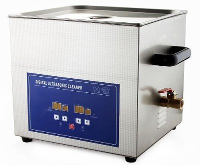 GOWE 360W 19.8L Digital Ultrasonic Cleaner with Free Cleaning Basket