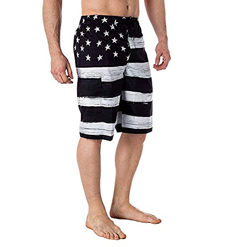 Men's Swim Trunks Beach Board Shorts Bathing Suit or Same Men's Tank Tops