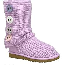 UGG Australia Childrens Cardy II Sweater Boots