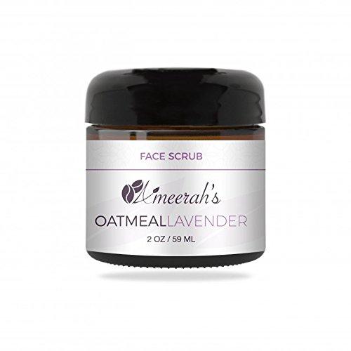 Oatmeal Face Exfoliator - 9