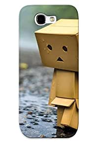 Case Provided For Galaxy Note 2 Protector Case Sad Boxman Phone Cover With Appearance