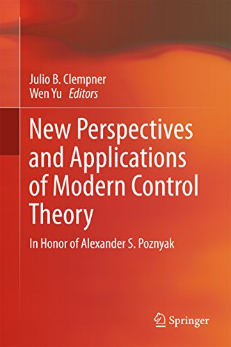 New Perspectives and Applications of Modern Control Theory: In Honor of Alexander S. Poznyak (Applications Of Markov Chains In Chemical Engineering)