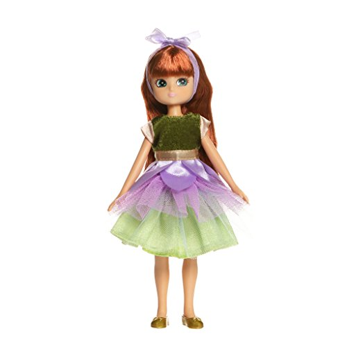 Lottie Doll LT068 Forest Friend | Dolls - Clothes - Accessories - Toy Sets - Collectible | Inspired by Real Kids! 7 Inch 18 cm Fairy Doll with Red Hair and Green Eyes -