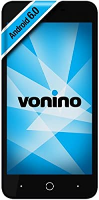 Smartphone Vonino Jax S, 3 G Dual sim, Pantalla 5, Quad-Core 1.3 ...