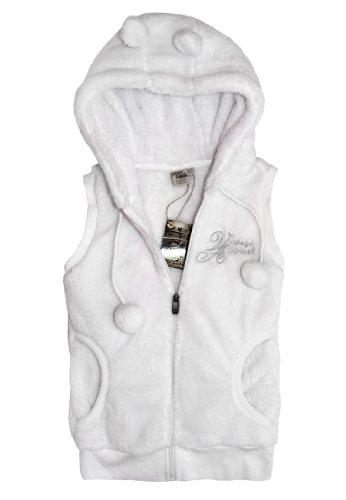 sans Manche D2004N82220B3 Sweat Stitch Shirt amp; Femme White Soul nqHUwWAwB