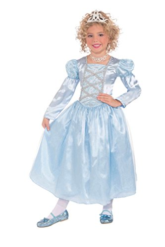 Cinderella Costumes Baby (Forum Novelties Blue Princess Cinderella Child Costume, Toddler)