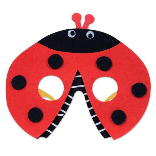 Beistle 60512 Ladybug Glasses - Mens Reading Walmart Glasses