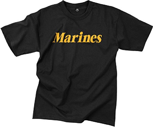 Round Pt Shovel - Mens Black Physical Training APFU Marines PT Workout T-Shirt - Small