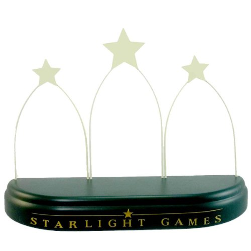 - Dept 56 Snowbabies STARLIGHT GAMES DISPLAY STAND 69947 Starlight Game Series New