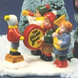 Dept 56 Original Snow Village Children in Band 5104-7 by Dept 56