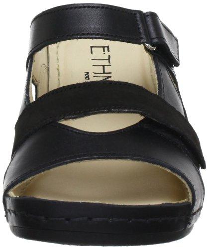 Florett 3561, Mules femme Noir (Schwarz 60)