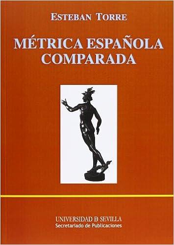 Métrica española comparada (Manuales Universitarios): Amazon ...