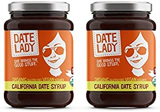 product image for California Organic Date Syrup (12 oz glass, 2 jars)