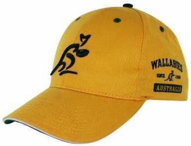 Oficial Australia Rugby Wallabies gorra de béisbol de Asics ...