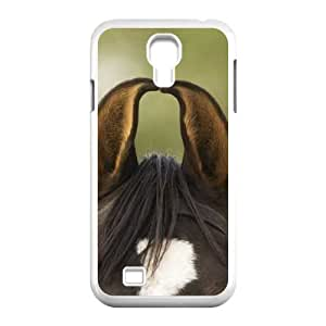 Marwari Horse Ears Samsung Galaxy S4 Cases for Boys, Case for Samsung Galaxy S4 [White]