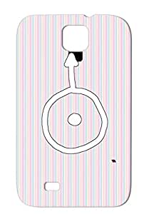 TPU Symbols Shapes Uranus Symbol Male Association With The God By Same Name In Greek Myth White For Sumsang Galaxy S4 Protective Case