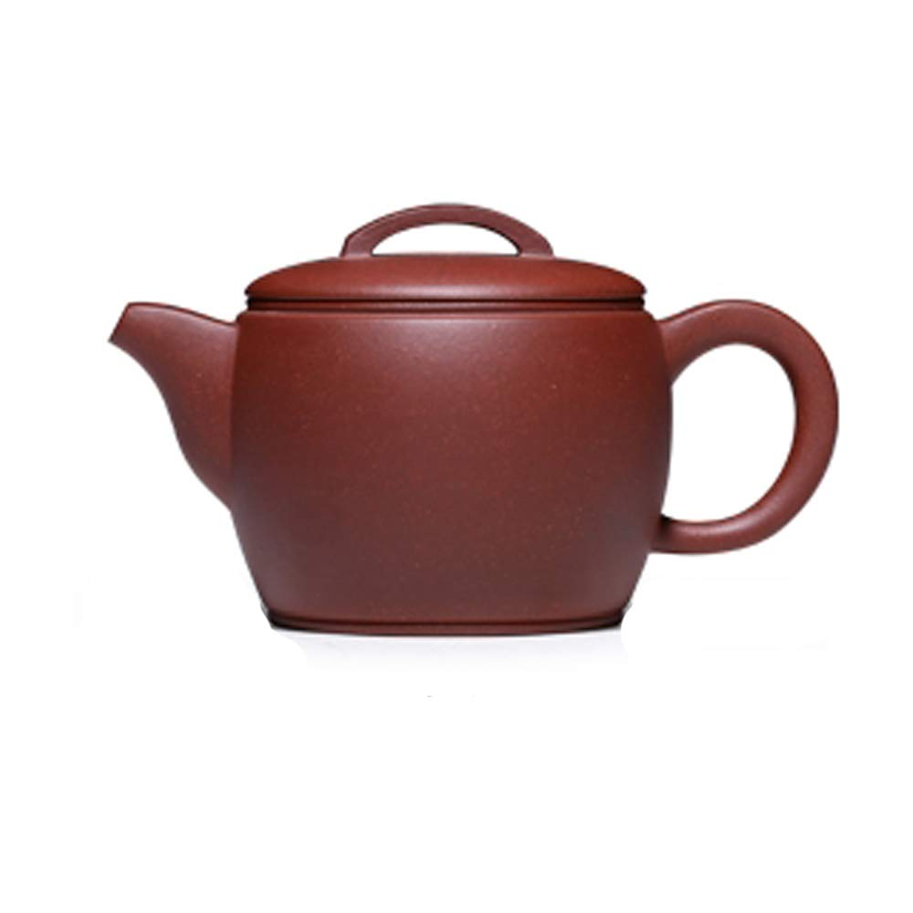 SXLLお茶セット ティーポット、パープルサンドピュアハンドメイド鉱石パープルマッドティーポットティーセット大容量 (色 : C, サイズ さいず : 14.2*8.2cm) B07MH6PCHG C 14.2*8.2cm